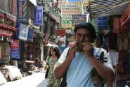 Продавец варгана в Тамеле